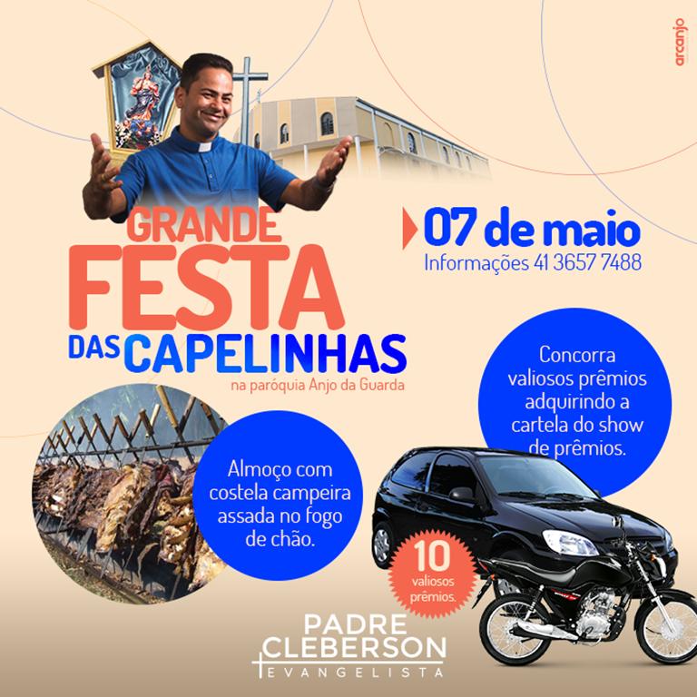 Grande Festa das Capelinhas.