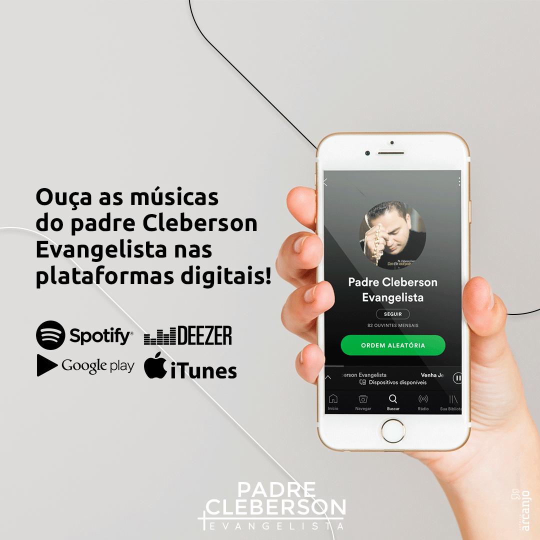 Padre Cleberson em Streaming
