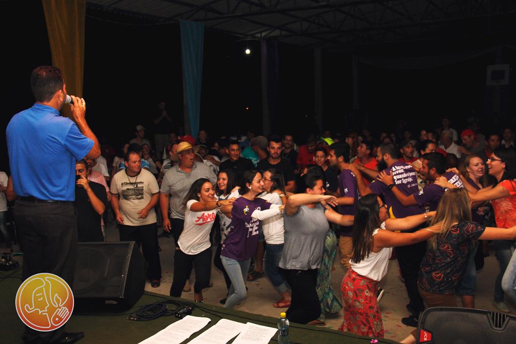 Show de Carnaval na comunidade Fonte de Misericórdia
