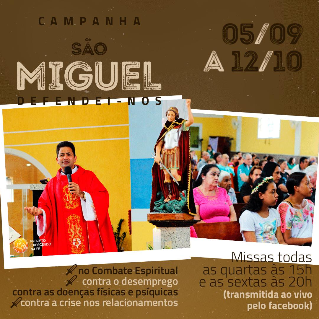 Terceiro dia da Campanha de São Miguel