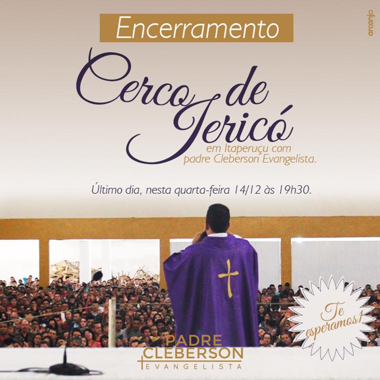 Encerramento do Cerco de Jericó em Itaperuçu
