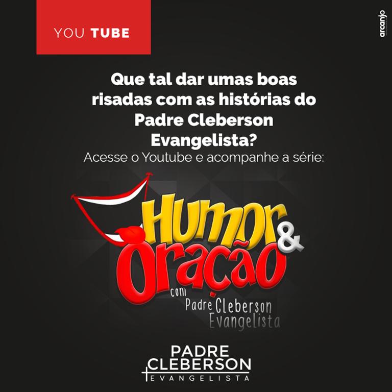 Série Humor & Oração está de volta