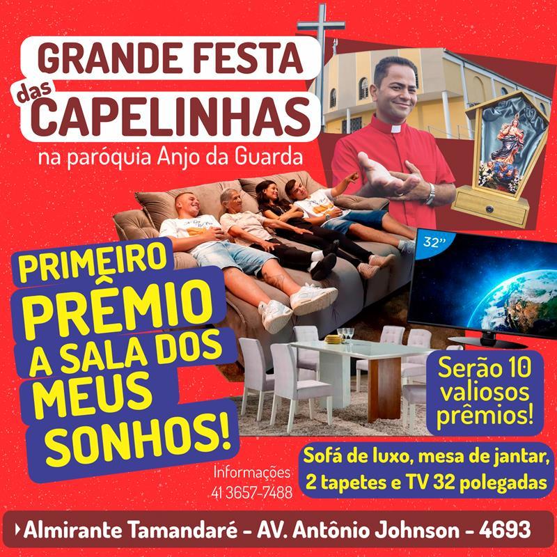 Grande Festa das Capelinhas já tem data anunciada