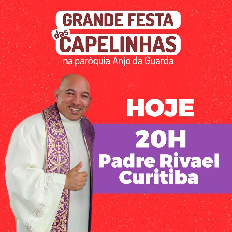 Tríduo preparatório para a Festa das Capelinhas 2019 - Primeiro dia